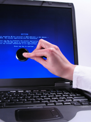 computer recovery and security